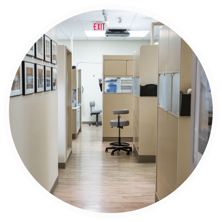 dental office in Calgary