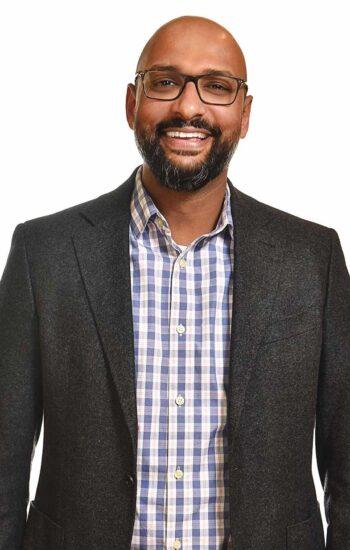 Dr. Ashish Oomen | North Calgary Dentist | Sandstone Dental