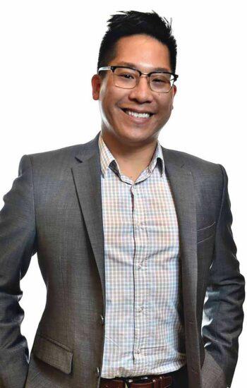Dr. Chris Lan | North Calgary Dentist | Sandstoned Dental