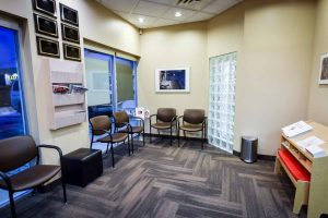 Sandstone Dental | North Calgary Dentist | Waiting Area