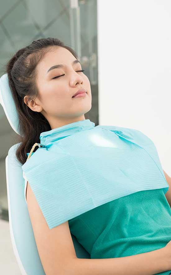 sedation dentistry in nw calgary