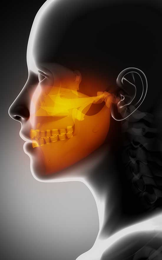 tmj jaw pain in nw calgary